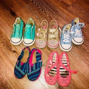 Toddler Shoe Lot